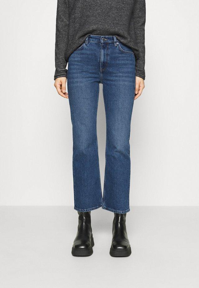Jeans slim fit - blue medium dusty