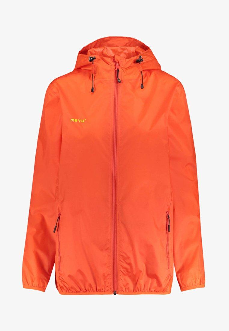 Meru - MIMIZAN - Waterproof jacket - orange