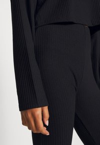 Nly by Nelly - MY FAVOURITE SET - Jumper - black - 5