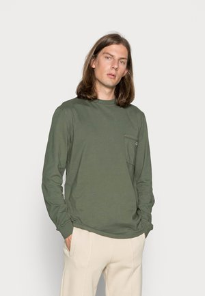 THUNDER  - Longsleeve - army green