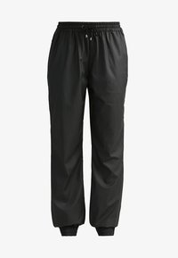 UNISEX TROUSERS - Tracksuit bottoms - black