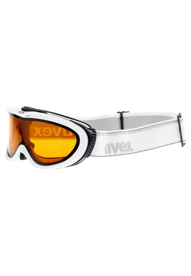 COMANCHE OPTIC - Ski goggles - white mat