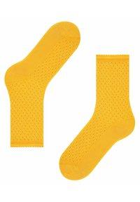FALKE - POINTELLE - Socks - sun ray - 1