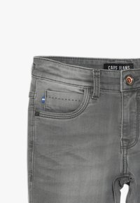 Cars Jeans - BURGO - Slim fit jeans - grey used - 5