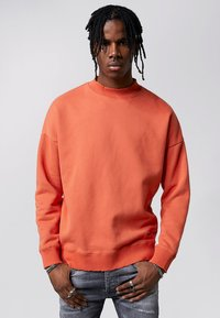 Tigha - Sweatshirt - sunrise orange - 0
