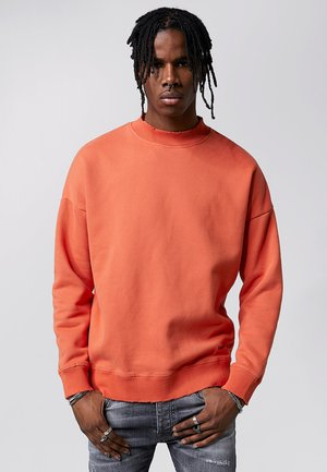 Sweatshirt - sunrise orange