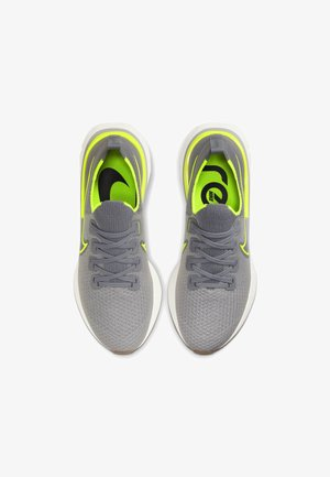 REACT INFINITY RUN FK - Neutral running shoes - particle grey/wolf grey/sail/volt