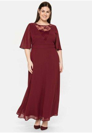 Maxi dress - himbeere