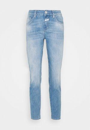 BAKER - Džíny Slim Fit - mid blue