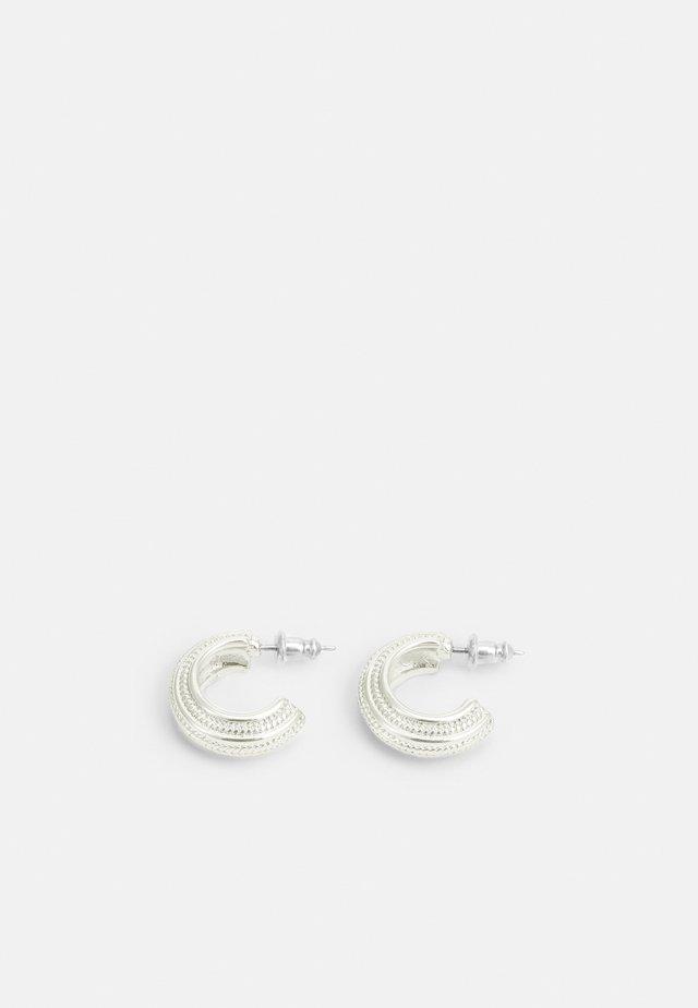EARRINGS MACIE - Orecchini - silver-coloured