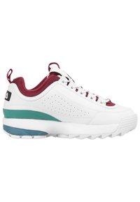 Fila - Trainers - white/green/bordeaux - 6