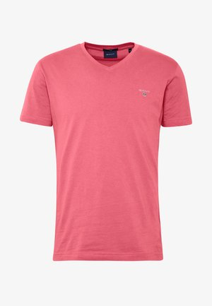 THE ORIGINAL  SLIM FIT - T-shirt basic - bright pink