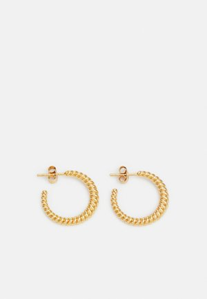 CLASSICS - Earrings - yellow gold-coloured