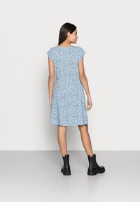 Saint Tropez - GISLA DRESS - Vapaa-ajan mekko - cashmere blue - 2