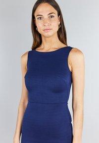 True Violet - FRILL LAYER  - Cocktail dress / Party dress - dark blue - 3