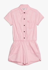 Abercrombie & Fitch - AIR CHASE MILITARY ROMPER  - Jumpsuit - pink - 0