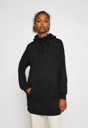 VMMARISA LONG HOODIE  - Jersey con capucha - black