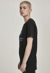 Merchcode - Camiseta estampada - black - 3