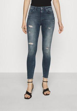 ONLBLUSH LIFE - Jeans Skinny Fit - special blue grey denim
