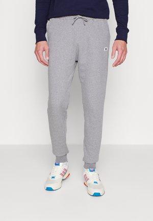 LOGO  - Teplákové kalhoty - steel