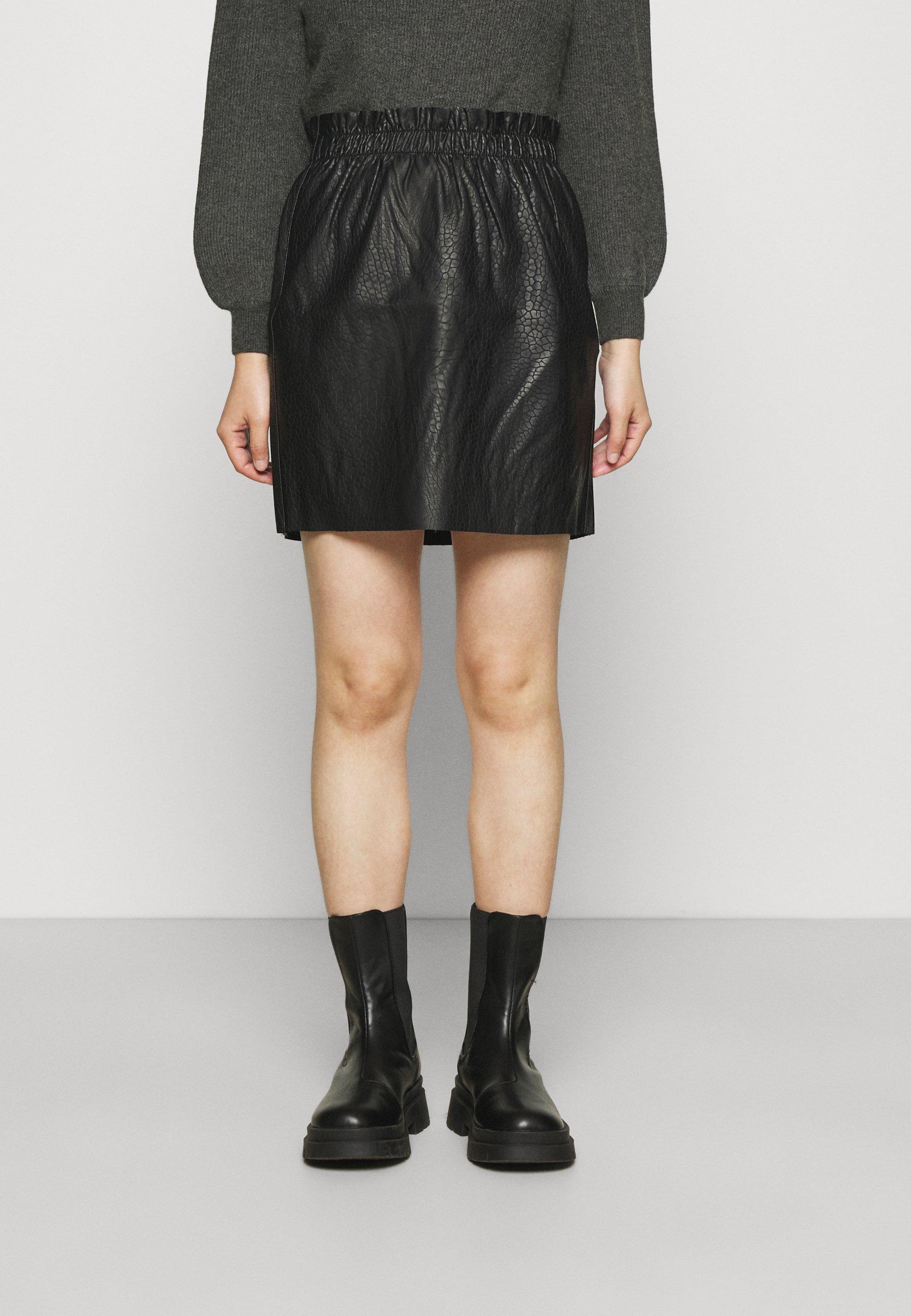 Mujer VMRILEY SHORT SKIRT  - Minifalda