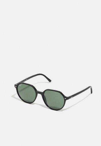 UNISEX - Sunglasses - shiny black