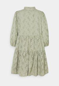 YAS - YASNADINE DRESS - Day dress - shadow - 7