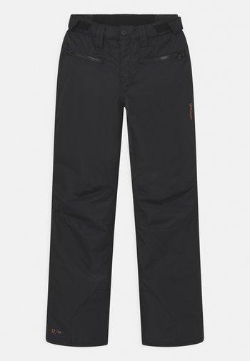 SILVERBIRDIE GIRLS - Snow pants - black