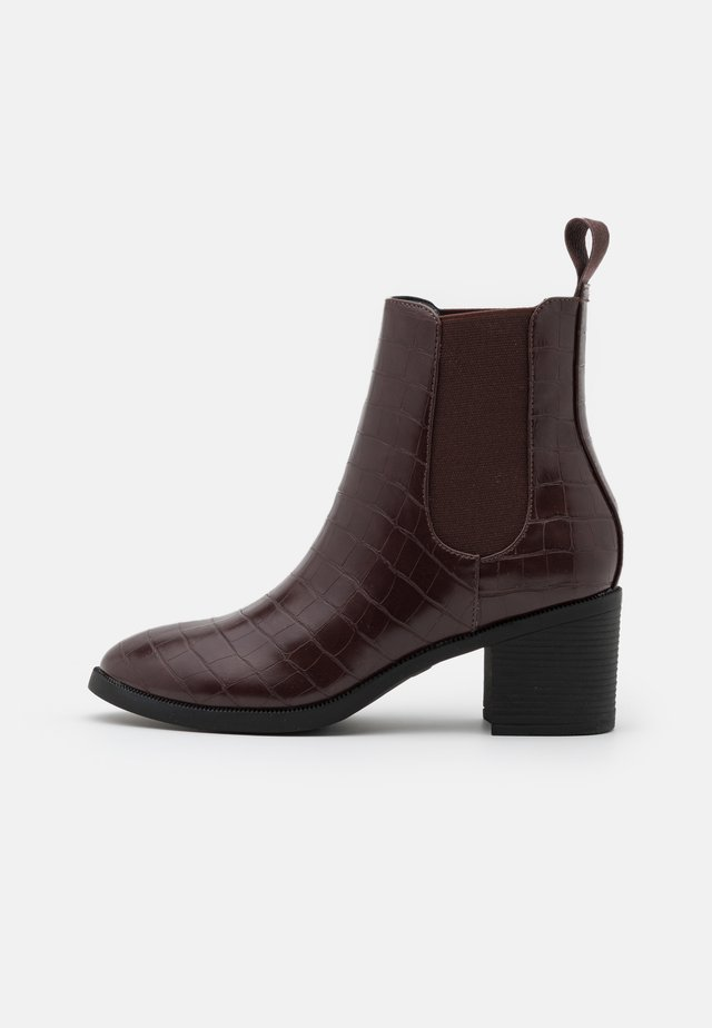 PARKERR - Bottines - burgundy