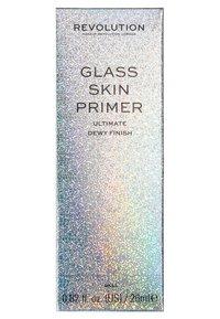 Make up Revolution - GLASS SKIN DEWY PRIMER - Primer - - - 1
