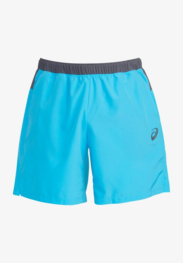 PADEL - Shorts - digital aqua