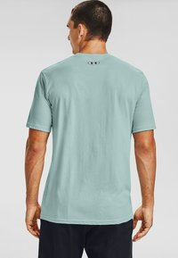 Under Armour - Print T-shirt - enamel blue - 2