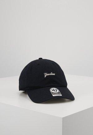 NEW YORK YANKEES WHITNER 47 CLEAN UP - Cap - vintage black