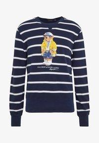 Polo Ralph Lauren - BASIC  - Sweatshirt - cruise navy/white - 3