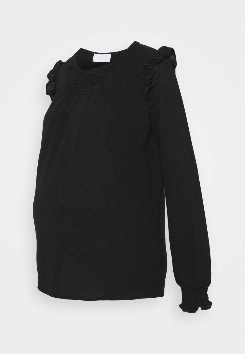 MAMALICIOUS - MLENISE  - Long sleeved top - black