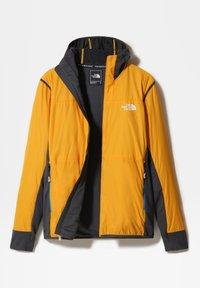 The North Face - M SPEEDTOUR ALPHA HOODIE JACKET - Blouson - summit gold/vanadis grey - 2