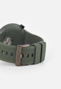 Swatch - FUTURISTIC - Watch - khaki - 1