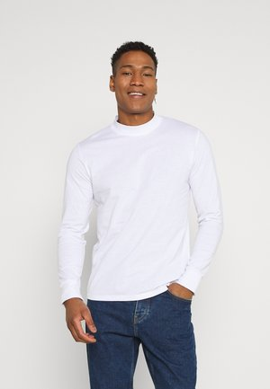 JORBROCK TEE - Long sleeved top - white