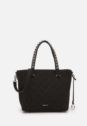 ANASTASIA SOFT - Handbag - black