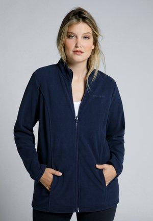 Fleece jacket - marine