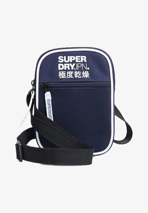 SPORT POUCH - Across body bag - navy