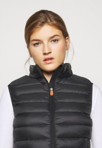 Save the duck - GIGAY - Waistcoat - black - 3