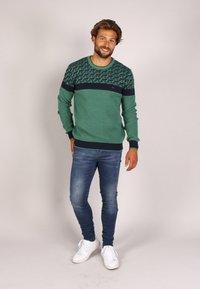 Gabbiano - Jumper - green - 1