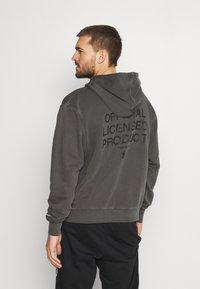 Nike Performance - NBA TEAM WASH PACK HOODIE - Sweatshirt - black - 2