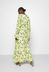 Fabienne Chapot - OUTSHINE THE BRIDE DRESS - Maxi šaty - lime lights - 2