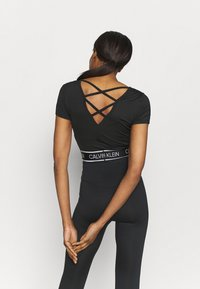 Calvin Klein Performance - T-shirt print - black - 2