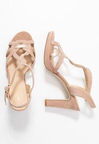Anna Field - High heeled sandals - beige - 3