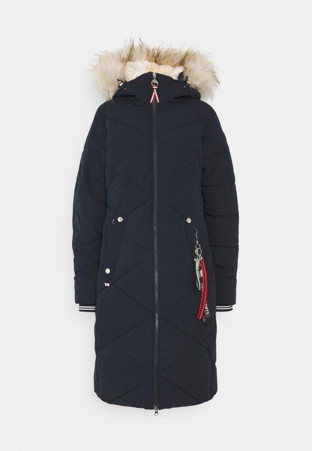 EEVALA - Płaszcz zimowy - dark blue