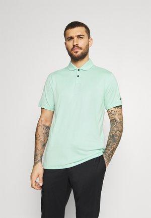 Poloshirt - tropical twist/black