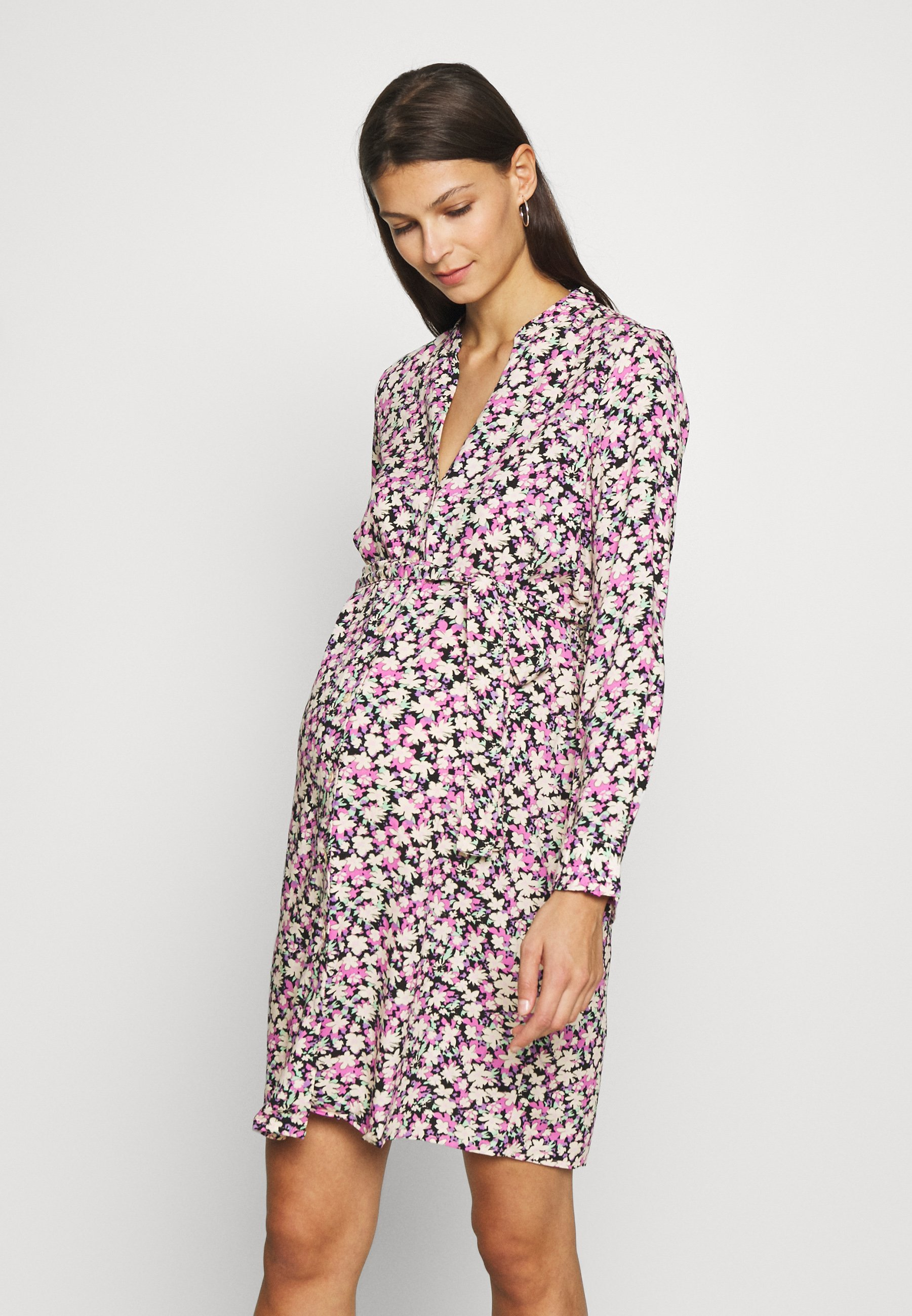 Women PCMCARLY SHIRT DRESS  - Day dress